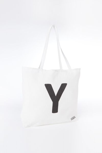 Foundation Alpha Tote, Y
