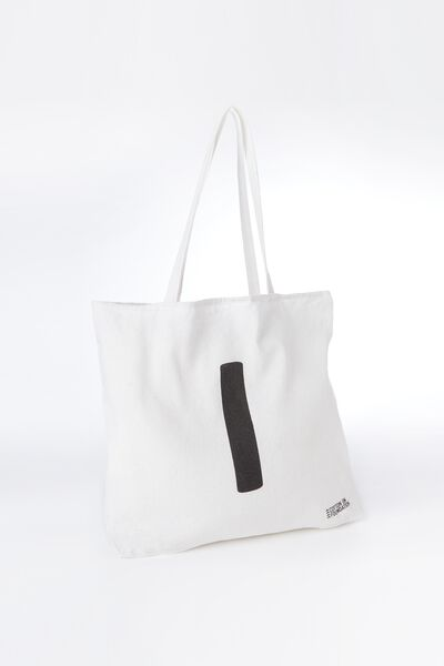 Foundation Alpha Tote, I