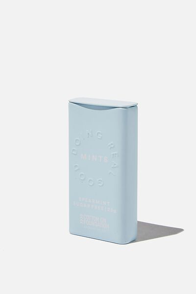 Foundation Mints, SEAFOAM SPEARMINT