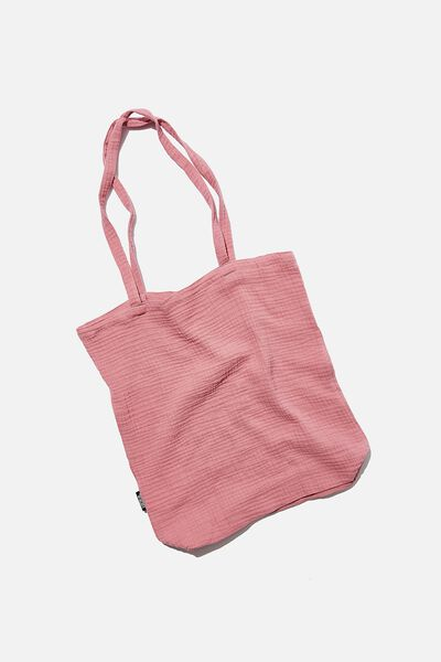 Foundation Fashion Tote, PINK CASIS