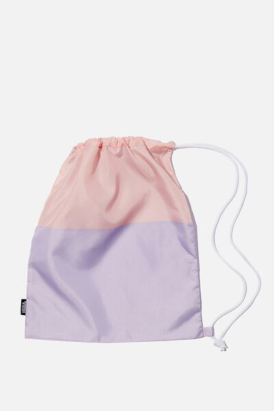 Cof Online Exclusive Recycled Library Bag, LILAC