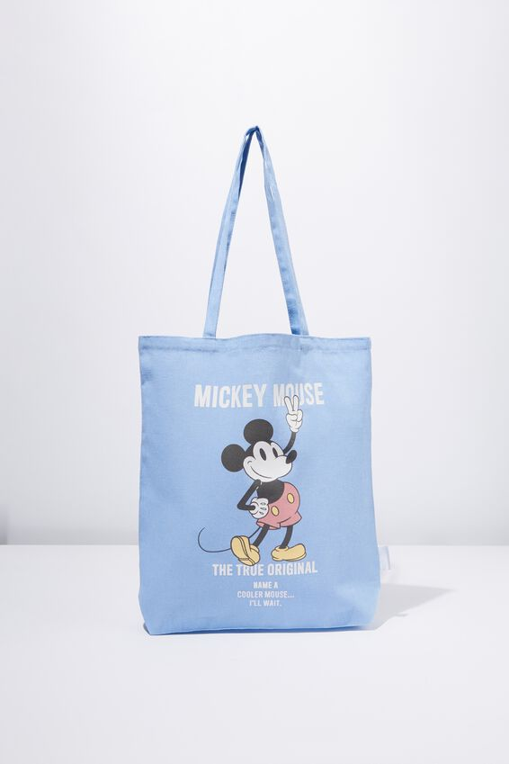 Foundation & Friends Tote Bag, MICKEY