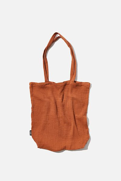 Foundation Fashion Tote, MOCHA BISQUE