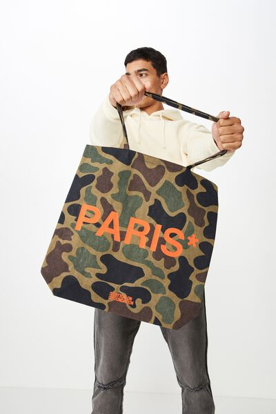 Foundation Online Exclusive Totes, CAMO PARIS