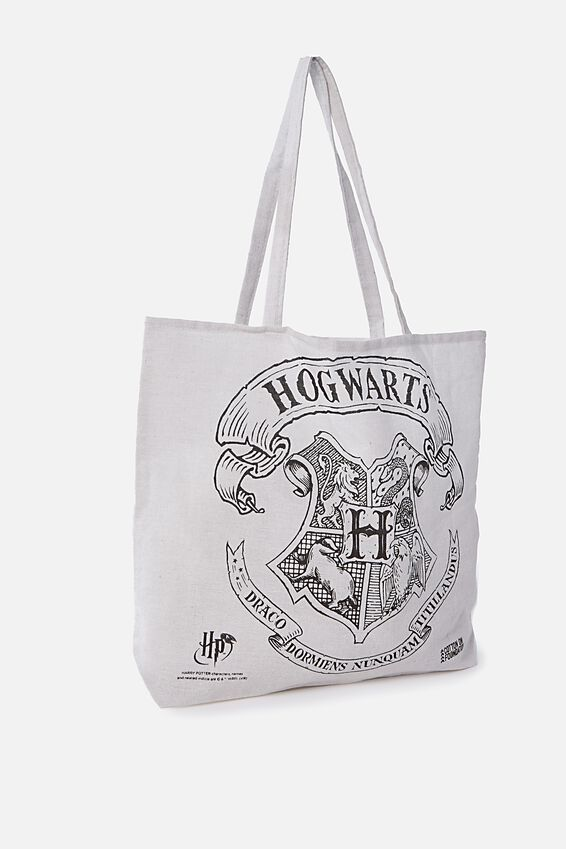 Typo Difference Tote Bag, LCN HOGWARTS