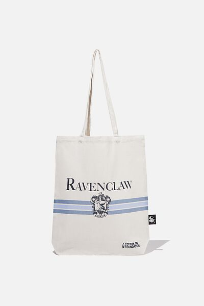 Foundation & Friends Tote Bag, RAVENCLAW