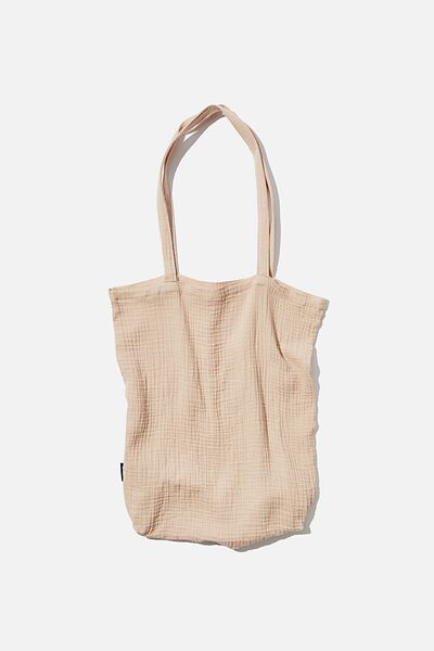 Foundation Fashion Tote, BLUSH