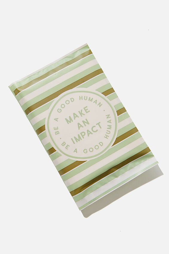 Foundation Bamboo Tissues, TYPO MAKE AN IMPACT