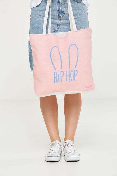 Rubi Foundation Tote, HIP HOP