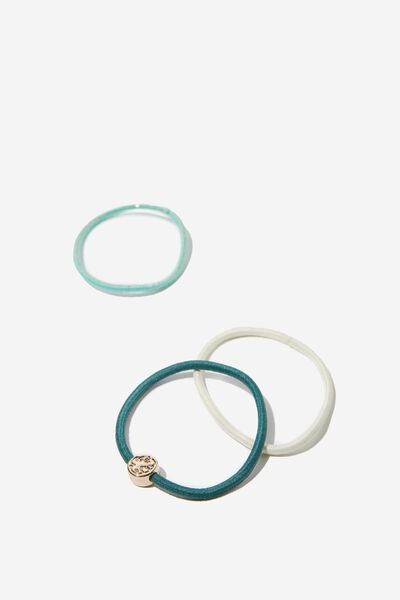 Juliet Band Pack, GREEN PALM TREE