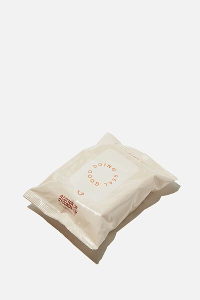 Foundation Alcohol Wipes, PINK