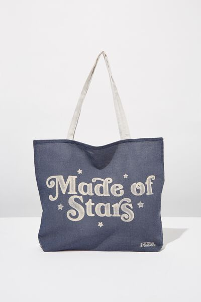 Foundation Tote Bag Adults, STARS