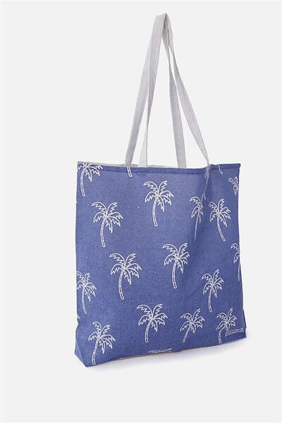 Foundation Kids Tote Bag, PALM