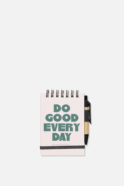 Typo Difference Note It, DO GOOD EVERY DAY