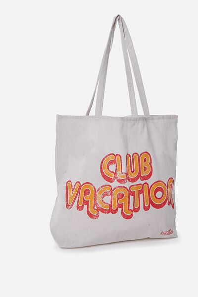 Cotton On Foundation Tote, CLUB VACATION