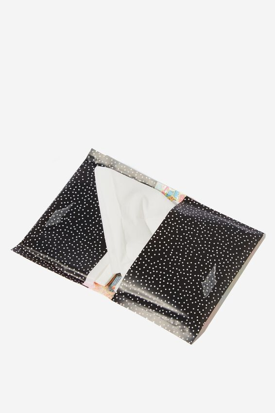 Typo Difference Tissues, BATIK