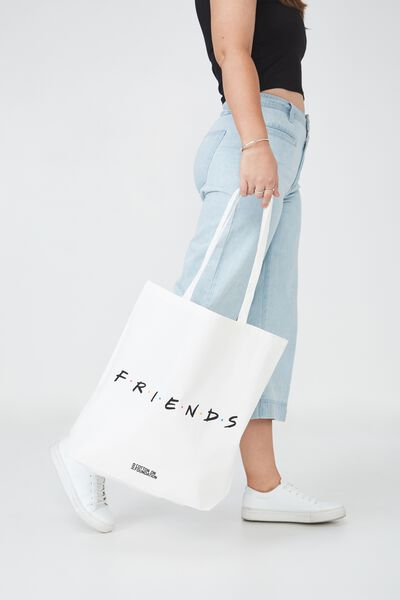 Foundation & Friends Tote Bag, FRIENDS