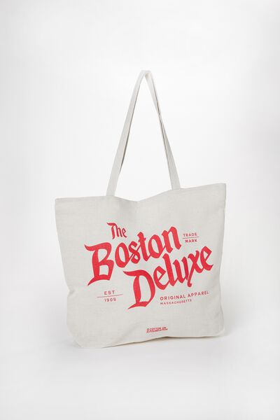 Cotton On Foundation Tote, BOSTON DELUX RSA