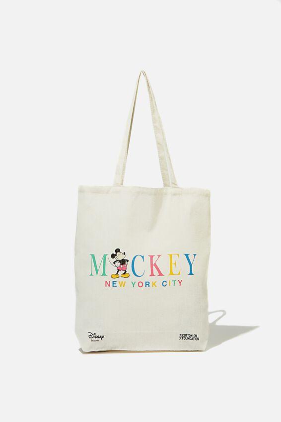 Foundation & Friends, MICKEY NEW YORK
