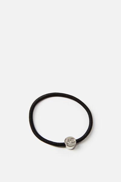 Juliet Bracelet, BLACK XO