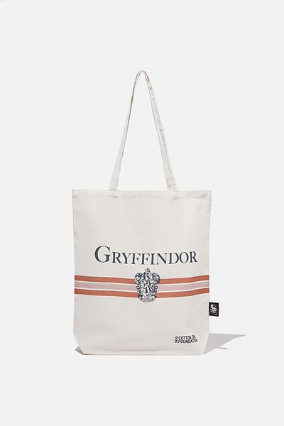 Foundation & Friends Tote Bag, GRYFFINDOR