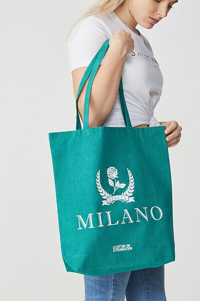 Cotton On Foundation Tote, MILANO