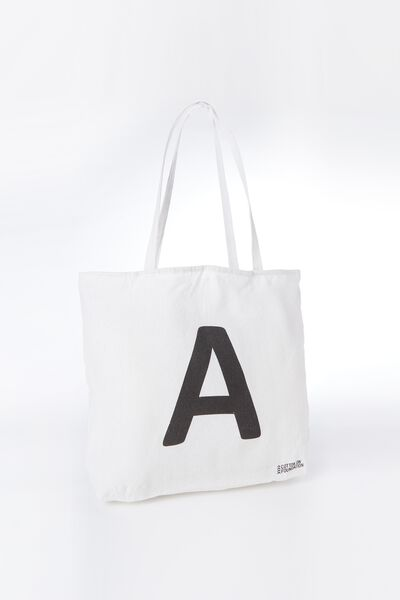 Foundation Alpha Tote, A