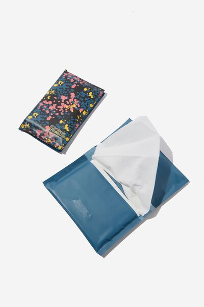 Adult Tissue Packs, GEO SPLATTER