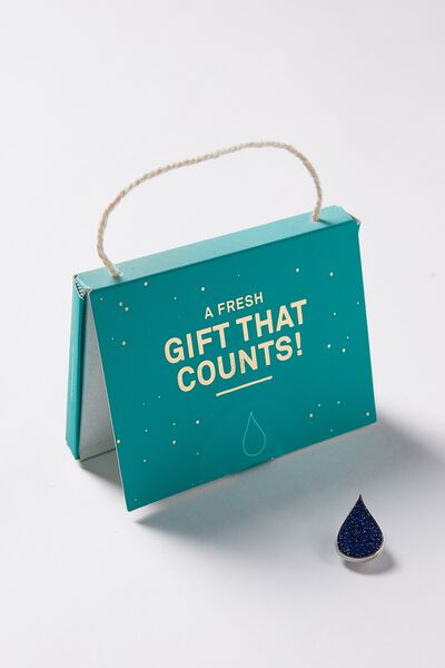 $50 Clean Drinking Water Gifts That Count Water, $50 CLEAN DRINKING WATER GIFTS THAT COUNT / WATER