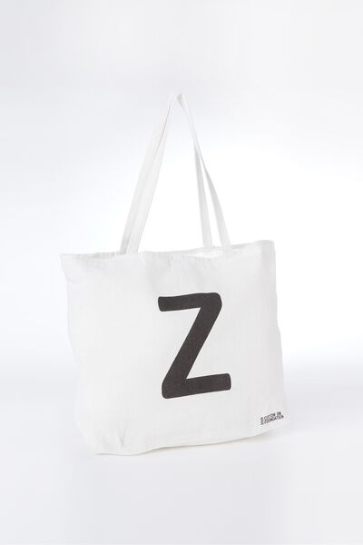 Foundation Alpha Tote, Z