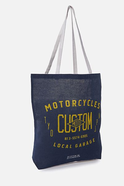 Cotton On Foundation Tote, MOTO
