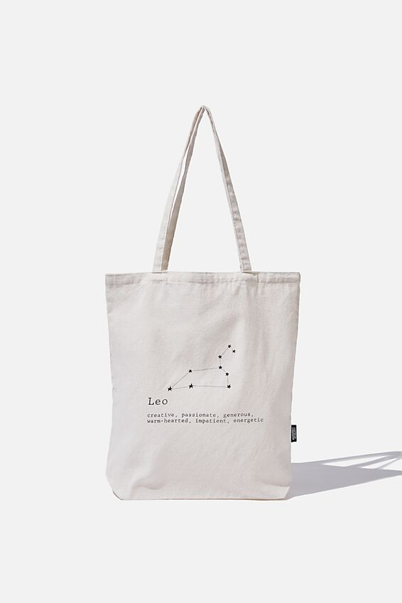 Foundation Online Exclusive Star Sign Tote, LEO