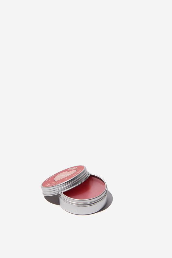 Typo Difference Lip Balm, CORAL HEART
