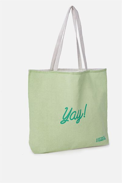 Body Tote Bag, YAY!