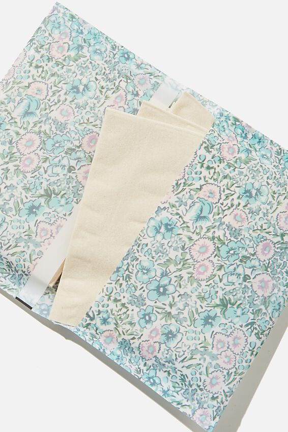 Foundation Bamboo Tissues, KIDS VINTAGE FLORAL