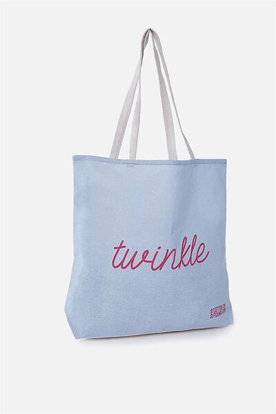 Body Tote Bag, TWINKLE