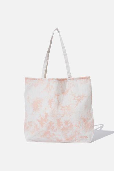 Body Tote Bag, TIE DYE