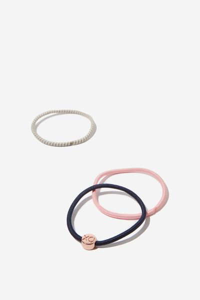 Juliet Band Pack, NAVY XO