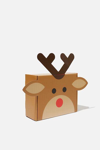 Cof Gift Box, S REINDEER