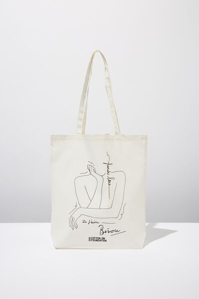 Foundation Online Exclusive Totes, SKETCH