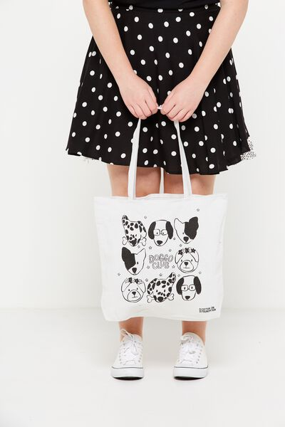 Body Tote Bag, DOGGO CLUB