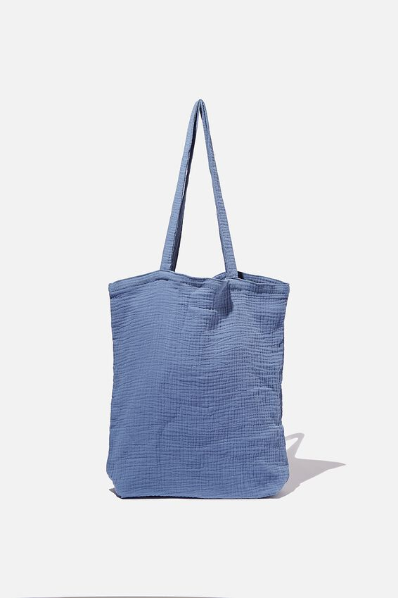 Foundation Fashion Tote, INFINITY BLUE