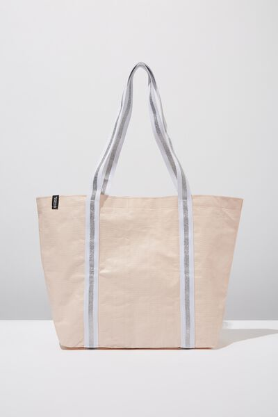 Cof Large Shopper, PINK CRYSTAL