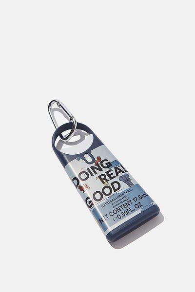 Foundation Alcohol Free Hand Sanitizer, SAFARI ANIMALS