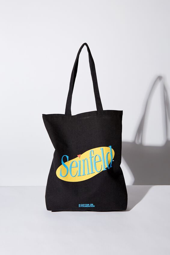 Foundation & Friends Tote Bag, SEINFIELD