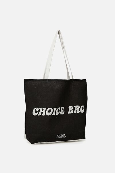 Cotton On Foundation Tote, NZ CHOICE BRO