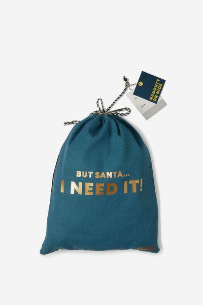 Cof Small Gift Bags, I NEED IT