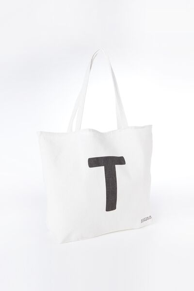 Foundation Alpha Tote, T