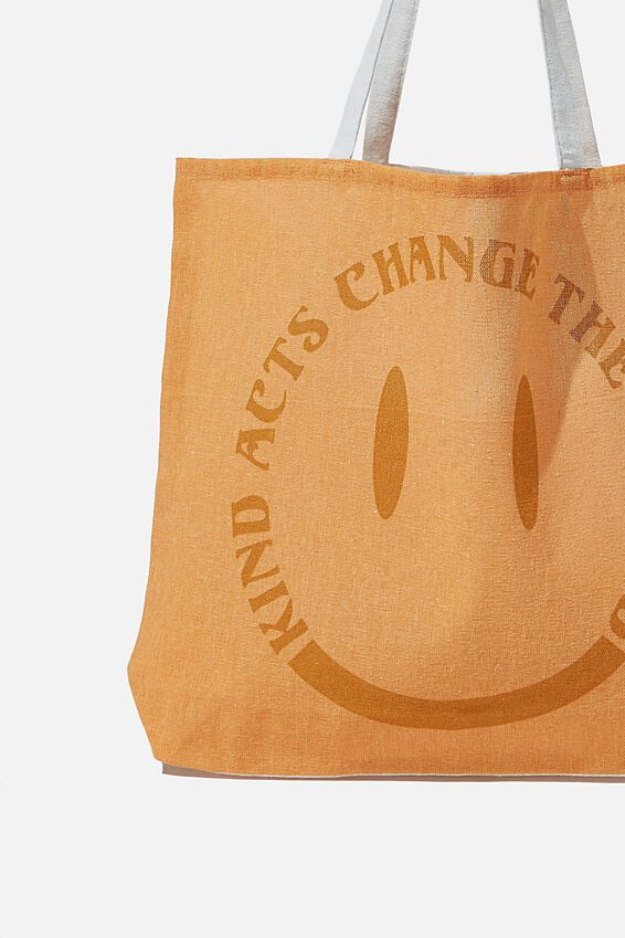 Foundation Kids Tote Bag, KIND ACTS