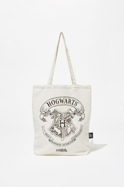 Foundation & Friends Tote Bag, HARRY POTTER CREST